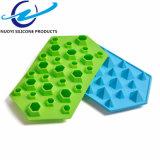 Поднос кубика льда силикона формы диаманта высокого качества