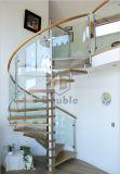 ステアケースの製造業者か鋼鉄木製の螺旋階段