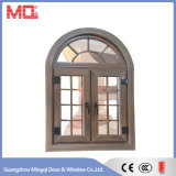 Grille Design Aluminium Arch Window