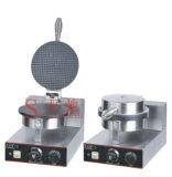 Het leveren van de Duurzame Elektrische 1-plaat Machine van Baker van de Kegel