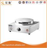 Máquina comercial del Crepe del fabricante del Crepe del gas Sc-Bj12 para la venta