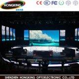 P3.91 a todo color que hace publicidad de la pantalla de interior de la pared video LED de la visualización