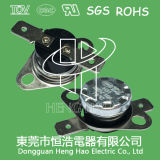 Ksd301 au-dessus de protecteur thermique de la chaleur, commutateur de découpage de la température Ksd301