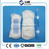 Serviette hygiénique molle sèche de coton avec le prix bon marché