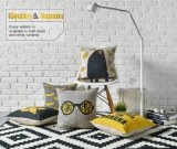 Валик игрушки желтой картины банана дома подушки декоративной мягкий