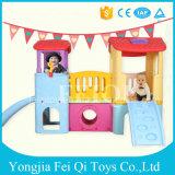Доктор детсада, крытая спортивная площадка ребенка, многофункциональная комбинация, большое скольжение, спортивная площадка детей, игрушки