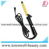 ユニバーサル電圧の調節可能な温度LCDデジタルのヘア・カーラー