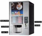 Máquina expendedora Sc-8905bc5h5-S de la bebida de la proteína caliente completamente automática del café