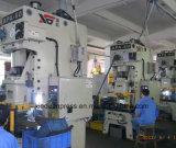 60ton morrem a máquina do perfurador da imprensa de potência do frame do alimentador C da bobina do selo