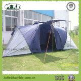 4 Personen-Familien-kampierendes Zelt mit 2 Schlafzimmern 1 Wohnzimmer