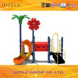 89mm galvanisiertes Pfosten-bunte Kind-im Freienspielplatz-Gerät