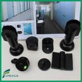 Acessório durável de hardware de cubículo de nylon preto