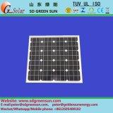 panneau solaire mono de 18V 120W 125W (2017)