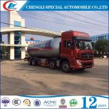 ASME는 35.5 Cbm LPG 가스 탱크 트럭을 승인했다