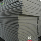 鉄骨構造のためのポリウレタンサンドイッチ屋根の/Wallのパネル