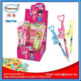 Qualitäts-förderndes Baby-Spiel-Feder-Spielzeug mit Süßigkeit