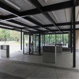 Costruzione della tettoia della stazione di servizio della struttura del metallo da vendere