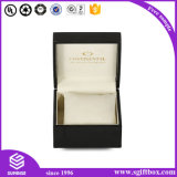 LuxuxMatte Solf Touch Paper Box mit Cotton Insert Watch Box