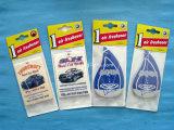 Ambientador de aire perfumado del coche, ambientador de aire de papel colgante (YH-AF006)