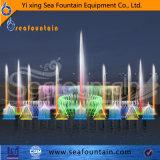 Fuente flotante del lago europeo style del acero inoxidable