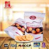 Conformité de GMP, de HACCP, d'OIN et biscuits danois de type dans le sac de tirette
