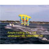 Pescados de vuelo de los juguetes del agua/pescados inflables de la mosca del agua