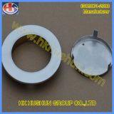 정밀도에 의하여 주문을 받아서 만들어지는 그림 기계로 가공 부속 (HS-SM-021)