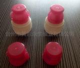 Botella de agua con tapón de sellado