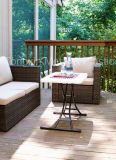 Speciale aanbieding Personal Adjustable Table Metaal Bar Steun-wit