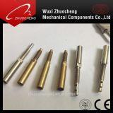 Soem-hohe Präzisions-Messing CNC-drehenteile mit ISO-Bescheinigung