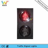 Подгонянный свет пешехода движения 125mm миниый красный зеленый