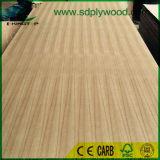 Madera contrachapada de lujo laminada chapa de madera natural caliente de la venta 3.6m m para mercado de Iraq, Dubai, la Arabia Saudita