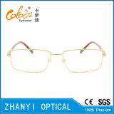 Blocco per grafici di titanio di vetro ottici del monocolo di Eyewear di alta qualità (9401)