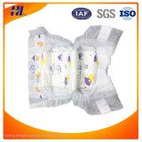 魔法テープ使い捨て可能で柔らかい綿の赤ん坊のおむつ