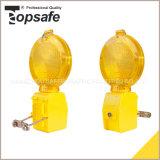 Única luz de advertência de segurança de estrada da bateria (S-1310)