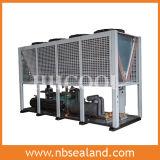 Gérmenes que procesan la unidad de condensación paralela del almacén