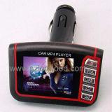 """1.8 """" trasmettitore senza fili del giocatore FM dell'automobile MP4 dell'affissione a cristalli liquidi"""