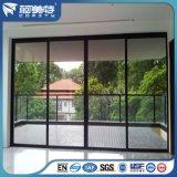 Perfil de aluminio de la capa del polvo del En para la puerta de cristal de aluminio