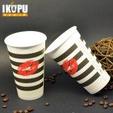 Papiercup des heißen Wegwerfkaffee-12oz