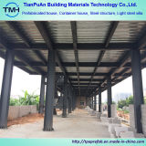 Edificio per uffici prefabbricato della struttura d'acciaio dei due pavimenti