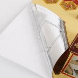 Etiquetas engomadas de encargo del vinilo de la papel