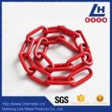 Encadenamiento de conexión rojo del recubrimiento plástico G80
