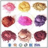 高品質の雲母粉、真珠の釘のラッカー顔料の製造業者