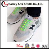 Cordones de zapato nueva prima Sin lazo elástico de silicona para Adultos / niños