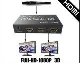 divisore di 1X2 HDMI (1080P, 3D)