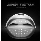 광택이 있는 젤 UV 치료 LED 못 건조기 램프
