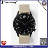 Yxl-350熱い販売の高品質の革腕時計の方法昇進のレディース・ウォッチは流行OEMの腕時計の工場をカスタム設計する