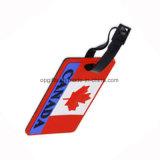 Fördernde Belüftung-Schlüsselkette (Gepäck-Marke)