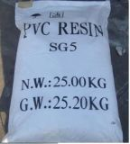 Resina del PVC della resina Sg3/Sg5/Sg7/Sg8 del PVC (indice K67/K65/K68 del K)