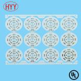 Hochwertige LED-Vorstand-Aluminium gedruckte Schaltkarte für Birnen-Beleuchtung (HYY-117)